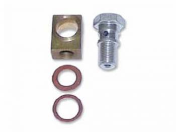 Shafer's Classic Reproductions - Master Cylinder Hardware Kit - Image 1