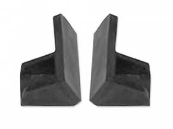 DKM Manufacturing - Rear Flipper Bumpers - Image 1