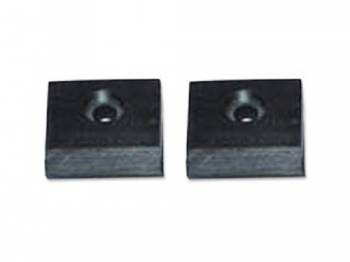DKM Manufacturing - Quarter Window Stops - Image 1