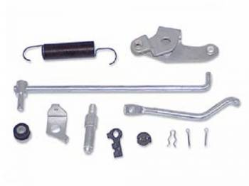 Shafer's Classic Reproductions - Carburetor Linkage Rod with Bell Crank - Image 1
