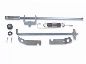 Shafer's Classic Reproductions - Carburetor Linkage Rod - Image 1