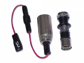 H&H Classic Parts - Cigarette Lighter Assembly - Image 1