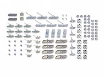 East Coast Reproductions - Complete Side Molding Clip Set - Image 1
