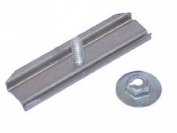 East Coast Reproductions - Upper Quarter Molding Connector Clip - Image 1