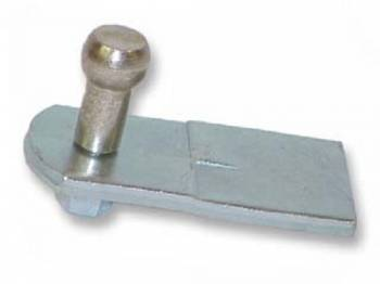 DKM Manufacturing - Clutch Frame Bracket with Stud - Image 1