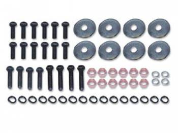 East Coast Reproductions - Front Suspension Fastener Set - Image 1