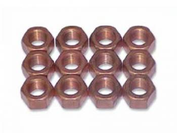 East Coast Reproductions - A-Arm Retainer Nuts - Image 1