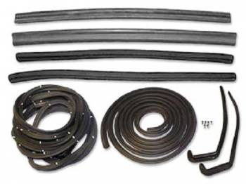 H&H Classic Parts - Basic WeatherStrip Kit - Image 1