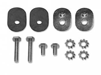 H&H Classic Parts - Door Window Adjustment Hardware Kit - Image 1