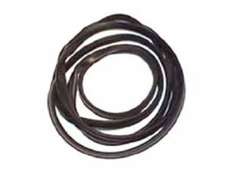 DKM Manufacturing - Rear Glass Seal - Image 1