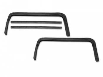 DKM Manufacturing - Vent Window Rubber Seals - Image 1