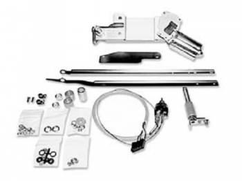 RainGear Wiper Systems - RainGear Wiper Conversion Kit with Standard Switch - Image 1