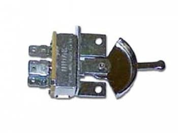 H&H Classic Parts - AC/Heater Control Switch - Image 1