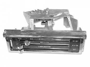 H&H Classic Parts - AC Heater Control Assembly - Image 1