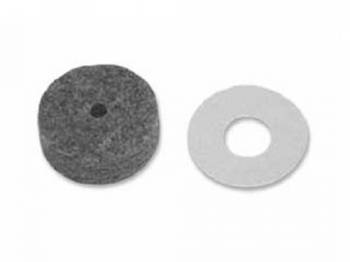 H&H Classic Parts - Accelerator Floor Seal - Image 1