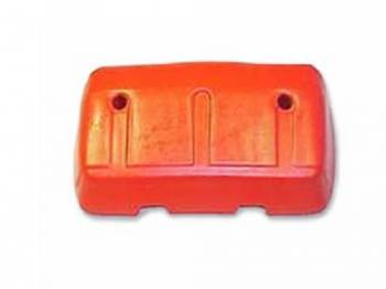 H&H Classic Parts - Arm Rest Red LH or RH - Image 1