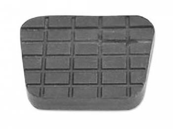 H&H Classic Parts - Brake/Clutch Pedal Pad - Image 1