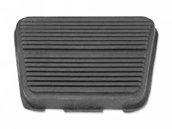 H&H Classic Parts - Brake/Clutch Pedal Pad Deluxe - Image 1