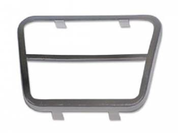 H&H Classic Parts - Brake/Clutch Pedal Pad Deluxe Trim - Image 1