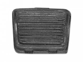 H&H Classic Parts - Emergency Brake Pedal Pad Deluxe - Image 1