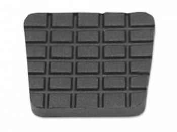 H&H Classic Parts - Emergency Brake Pedal Pad Standard - Image 1