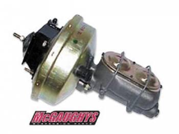 """MBM Brake Systems - 9"""" Brake Booster Assembly - Image 1"""