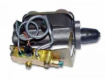 Classic Performance Products - Dual Master Cylinder with Valve - Image 1