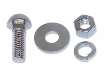 H&H Classic Parts - Chrome Bumper Bolt - Image 1