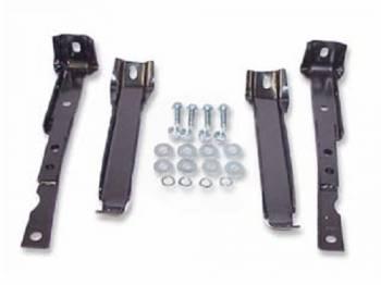 H&H Classic Parts - Rear Bumper Bracket Set - Image 1