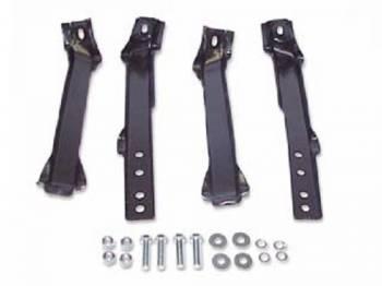 H&H Classic Parts - Rear Bumper Braces - Image 1