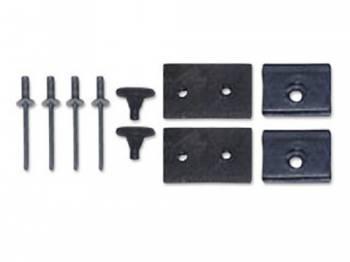 H&H Classic Parts - Hood Bumper Kit - Image 1