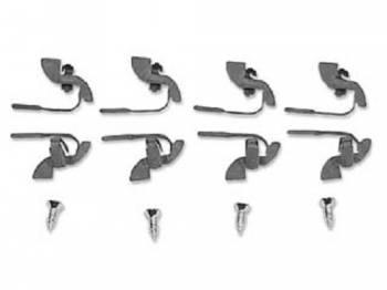 H&H Classic Parts - Taillight Molding Clip Set - Image 1