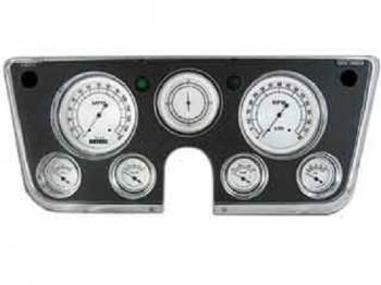 Classic Instruments - Classic Instruments Gauge Kit (White Hot Series) - Image 1