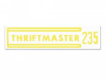 Jim Osborn Reproductions - ThriftMaster 235 Valve Covers Decal - Image 1
