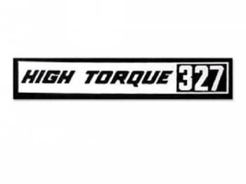 Jim Osborn Reproductions - HI-Torque 327 Valve Covers Decal - Image 1