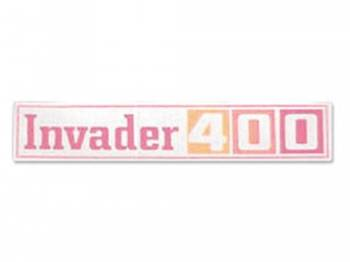 Jim Osborn Reproductions - GMC Invader 400 Valve Covers Decal - Image 1