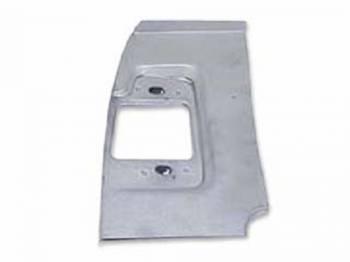 H&H Classic Parts - Door Hinge Post Repair Panel RH - Image 1