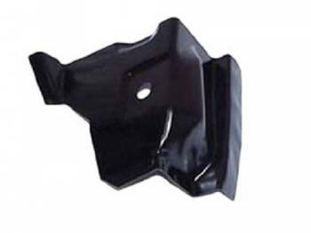 H&H Classic Parts - Lower Door Hinge Inner Pocket LH - Image 1
