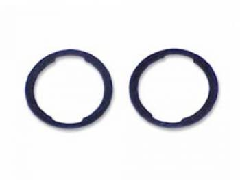 Classic Auto Locks - Door Lock Gaskets - Image 1