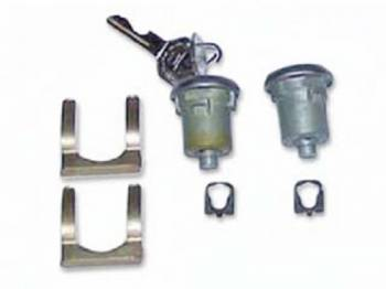 PY Classic Locks - Door Locks with Keys - Image 1
