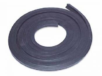 Precision Replacement Parts - Auxiliary Door Rubber Seals - Image 1
