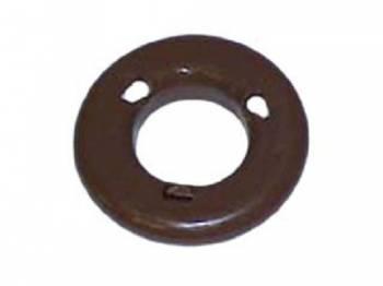 H&H Classic Parts - Inside Door Handle Escutcheon (Saddle) - Image 1