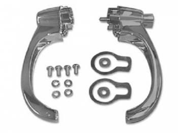 H&H Classic Parts - OutSide Door Handles - Image 1