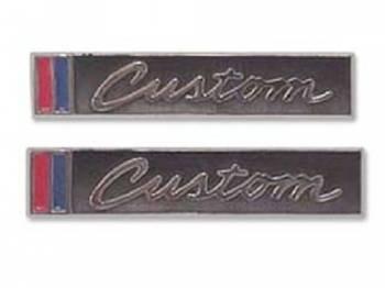 Trim Parts - Door Emblem Custom - Image 1