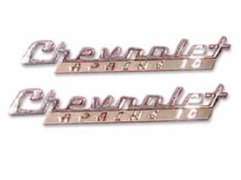 H&H Classic Parts - Fender Emblems Apache 10 - Image 1