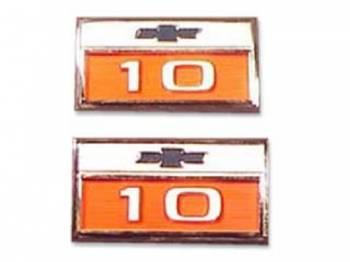 Trim Parts - Fender Emblems Bowtie 10 - Image 1