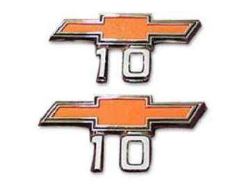 Trim Parts - Fender Emblems Bowtie 10 - Image 1