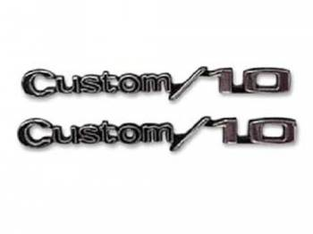 Trim Parts - Fender Emblems Custom 10 - Image 1