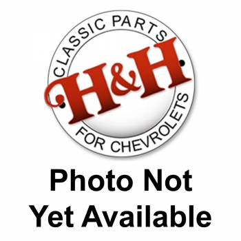 PUI (Parts Unlimited Inc.) - Plastic Seat Back White - Image 1