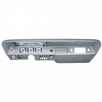Dakota Digital - Dakota Digital VHX Gauge System Silver Alloy Blue - Image 1